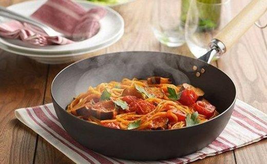 Bestco平底煎锅:氮化处理防腐耐用,优质材质导热均匀烹饪方便