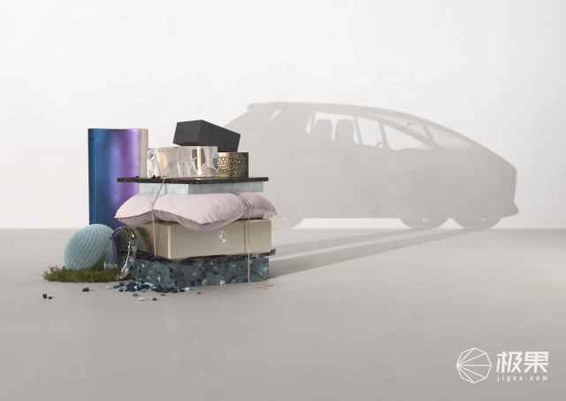 """宝马即将发布""""最绿色""""新能源车!100%再利用可再生材料制成…"""