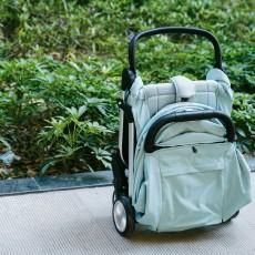 QBORN秒秒收嬰兒推車上線,成為寶寶座駕的更好選擇