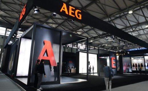 """穿越27年""""时光""""的洗衣机惊艳AWE2019 :AEG演绎匠心品质"""