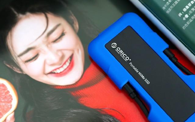 戶外存儲設備推薦:ORICO迅龍-甲三防固態硬盤體驗