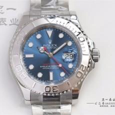 忠一表业:劳力士游艇名仕116622蓝盘腕表评测