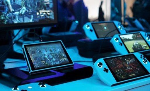 "「CES 2020」Win 10 新玩具:戴尔展出Alienware ""UFO""原型机,设计激似Nintendo Switch"
