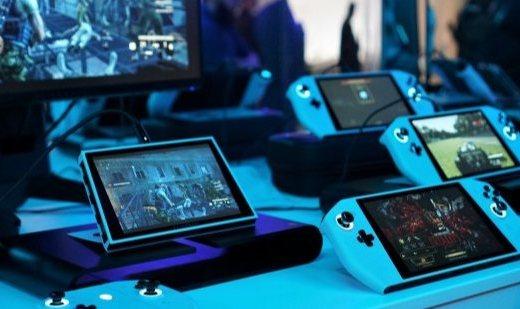"「CES 2020」Win 10 新玩具:戴爾展出Alienware ""UFO""原型機,設計激似Nintendo Switch"