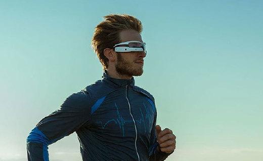 Jet 智能眼鏡:實時反映身體狀態,模塊化設計,天氣時間也能看