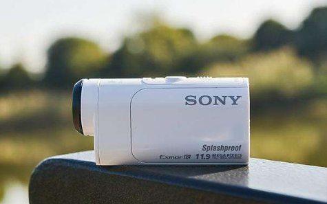 索尼运动相机:平稳光学防抖稳定性强,高品质4K影像录制