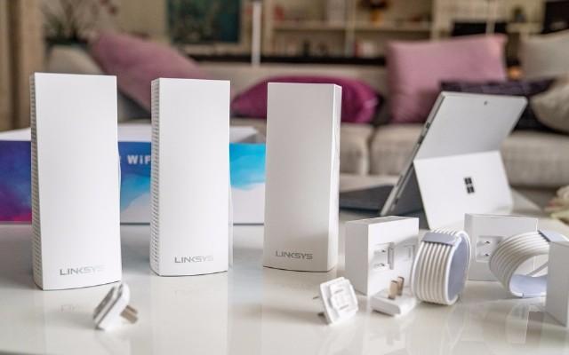 全屋WiFi满格,LINKSYS分布式路由器开箱评测