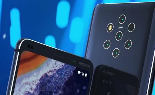终于定了!诺基亚5摄手机2月发布,还有打孔屏新机一起来?