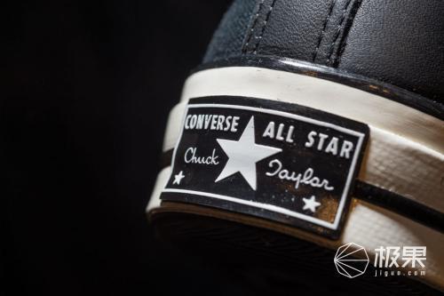 玩logo不止Nike!匡威鞋跟标也有它的小秘密......