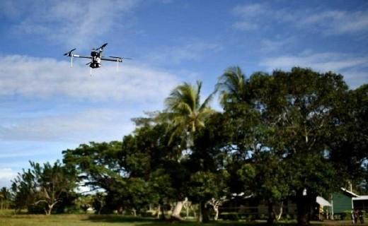 無人機公司Matterne建造全新無人機著陸站,造型堪比星球大戰