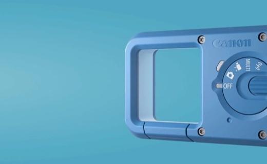 「新東西」登山扣里藏相機?佳能推出概念產品IVY REC