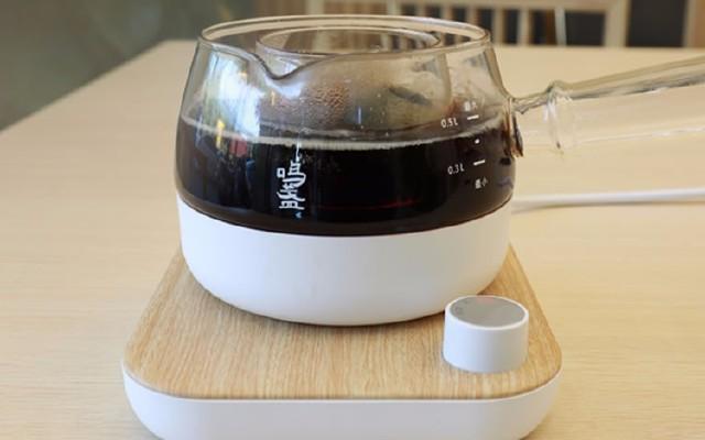 无法比拟的器形之美,鸣盏MZ-072T三合一煮茶器测评