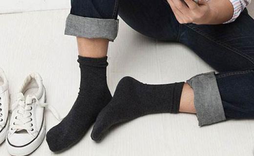 Tuban中筒運動男襪:防滑減震彈力大,吸汗防臭運動更舒心