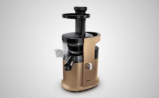 能做冰激凌的飞利浦原汁机,快速拆洗只需30秒