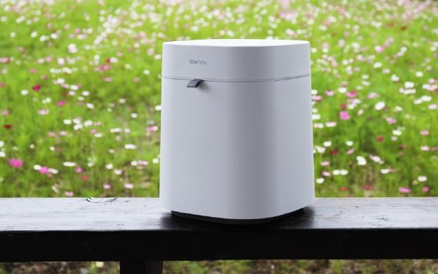 大胆简化的拓牛Townew智能垃圾桶新品T Air体验