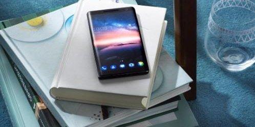 诺基亚旗舰Nokia 8 Sirocco开启预约,4699元!