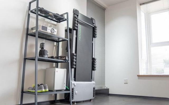 """打造帶""""私教""""的個人健身房,小喬咕咚C3家用跑步機評測"""