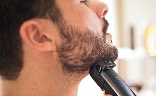 飞利浦BT5200毛发修剪器:17种长度调节,在家也能轻松理发