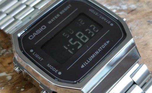 爺爺款?卡西歐新品腕表發布,超復古