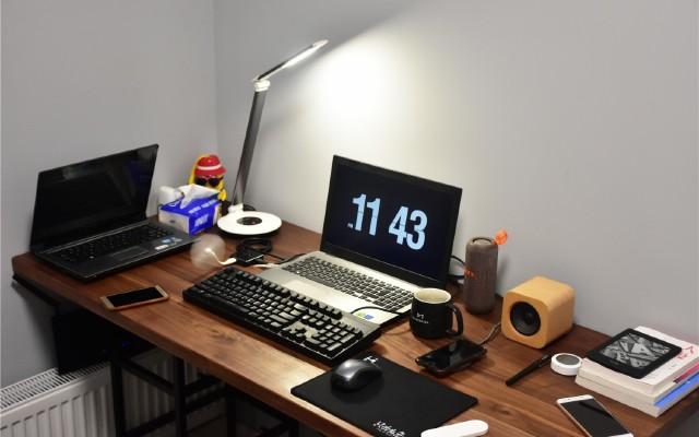 我的桌面進階之路 從自由混搭到假裝專注辦公