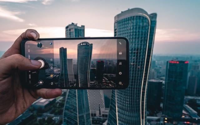 「體驗」性能全開 | vivo又出新機,攝影師的新晉風光利器!