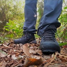 突破全地形束縛 | MAMMUT猛犸象Ducan Mid GTX徒步靴體驗