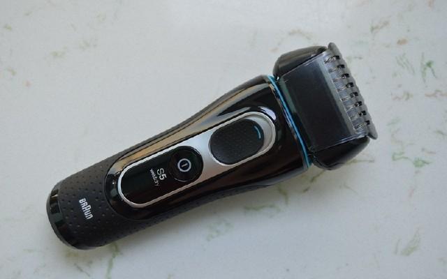 男人的面子工程:Braun博朗5系电动剃须刀