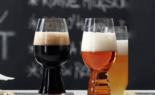 Spiegelau啤酒杯:德国红点奖得主,大容量喝酒更爽
