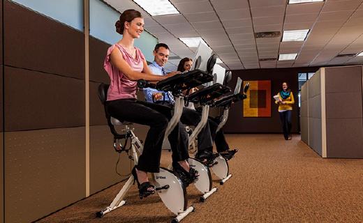 FitDesk X 2.0健身單車:靜音便攜有桌臺,工作健身兩不誤