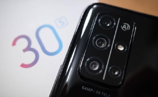 「体验」教科书级别的评测!原来荣耀30S的五颗摄像头功力如此深厚……