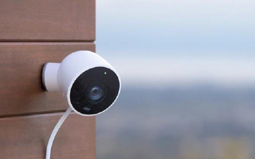 准确辨别门前情况,防风雨能夜视的户外摄像头