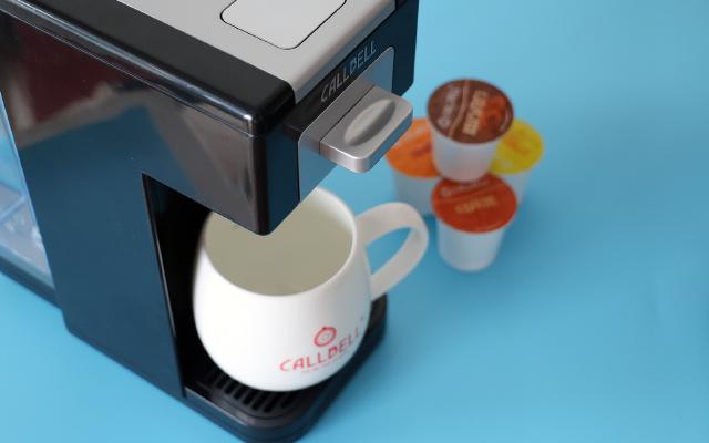 科贝尔智能饮品机体验:一键养生,远程操控