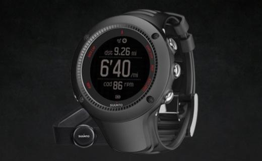 頌拓拓野3 RUN 運動腕表:GPS心率監測高效運動,百米防水無懼惡劣環境