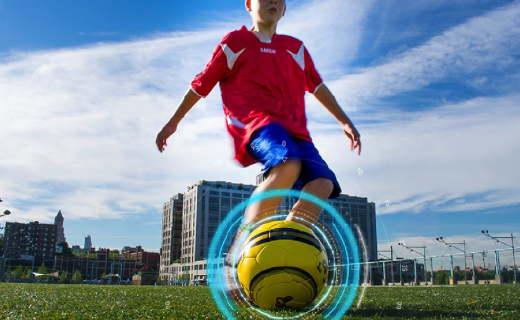 能連手機App的智能足球,梅西可能就是這樣練成的
