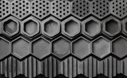 HEXA蜂巢桌面系統,定制你的創意收納空間