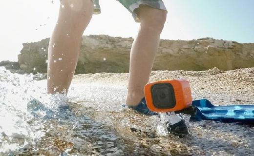 GoPro HERO5攝像機:聲控設計輕松便捷,4k高清平穩流暢