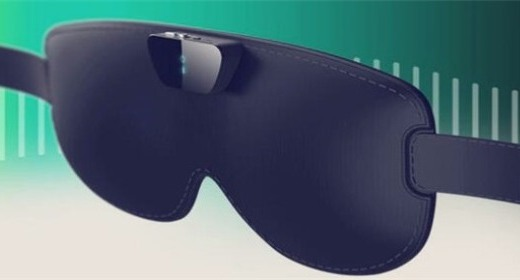 智能防打鼾眼罩!還能連接手機記錄睡眠狀態