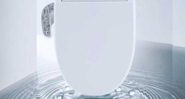 不用再去日本搶,這些神級馬桶蓋國內就能買,上廁所就像做SPA