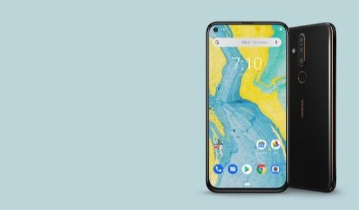 Nokia X71在台发布:4800万蔡司三摄,打孔全面屏