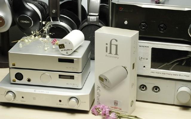 來杯純凈水,IFI AC ipurifier 悅爾法AC電源