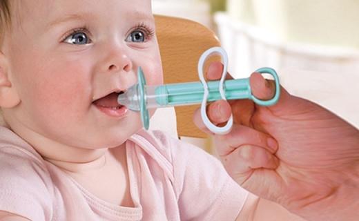 Summer Infant寶寶喂藥器:硅膠材質安全無害,輕松控制用藥量