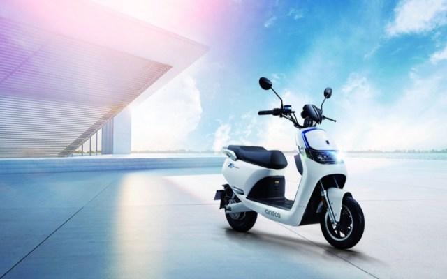 森蓝 O2/氧高端新能源摩托车(豪华版)