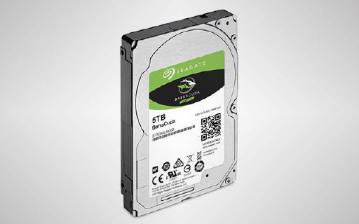 希捷2.5英寸5TB硬盘新品,小尺寸?#20889;?#23481;量