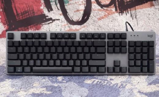 能文能武,羅技K845機械鍵盤滿足你的信仰!