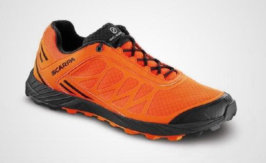 Vibram大底越野跑鞋,輕量設計,短途競速專用!