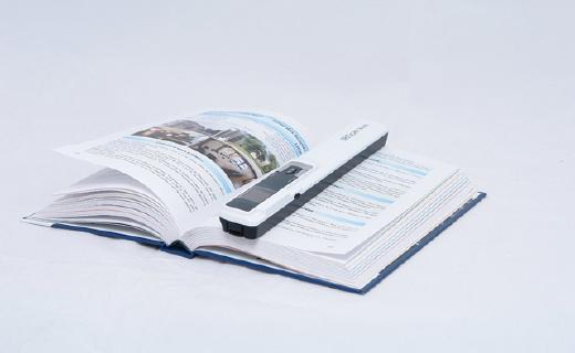 IRISCan Book 3便携扫描仪:3秒/页快速扫描,可直接保存为PDF