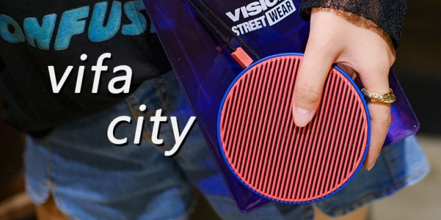 这款蓝牙音箱厉害了!声音立体、音质好,还能秒变时尚单品