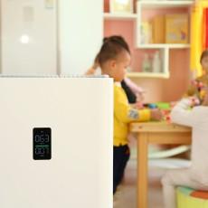 「體驗」家長狂贊的幼兒園除霾神器!污染秒分辨,除霾除醛還省電