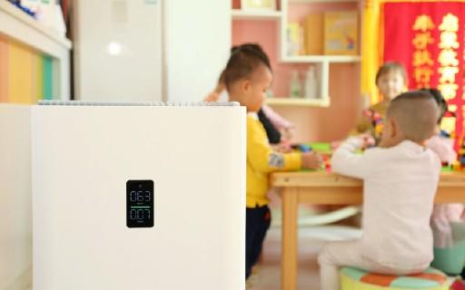 「万博体育max下载」家长狂赞的幼儿园除霾神器!污染秒分辨,除霾除醛还省电