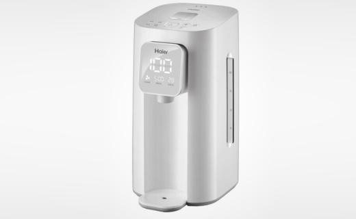 海爾恒溫調奶器:冷風降溫系統,寶寶喝奶無需再等待